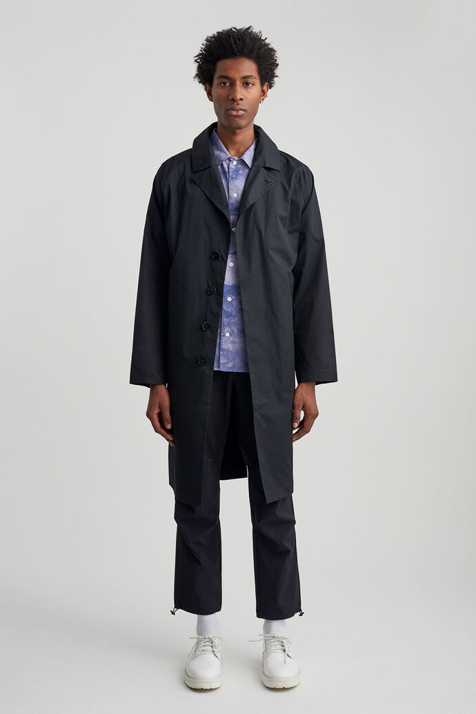 Clyde trench coat