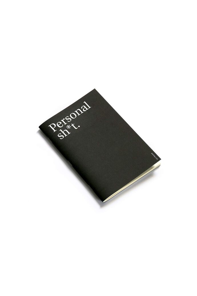 Personal sh*t notebook 5
