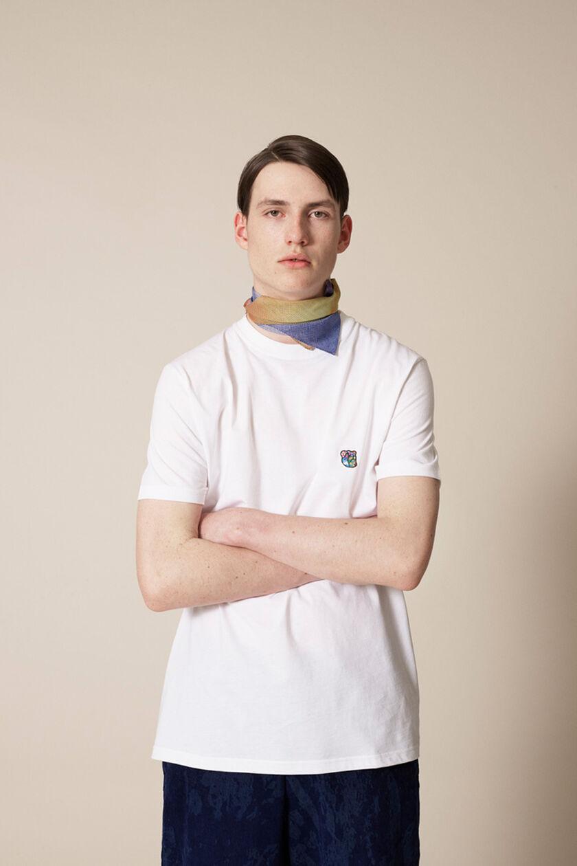 Frank, WHITE