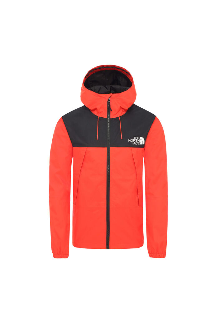 1990 mountain q jacket, FIERY RED