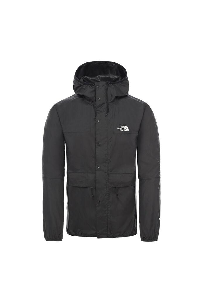 1985 seasonal mountain jacket, TNF BLACK/TNF WHITE