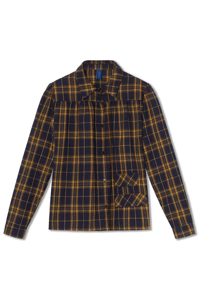 Adrina shirt 08260494, NAVY