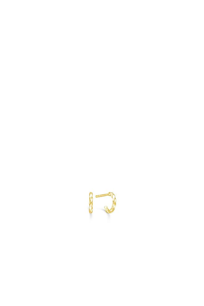 Unicorn mini hoops IDEH002GD, GOLD