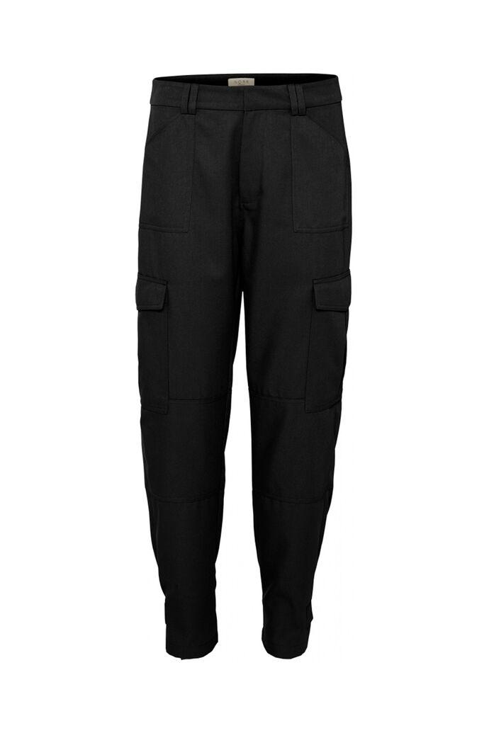 Miller pants 11861522, BLACK