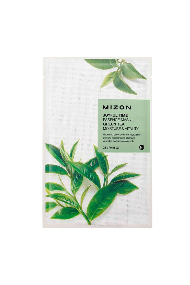 Joyful time mask 90112, GREEN TEA