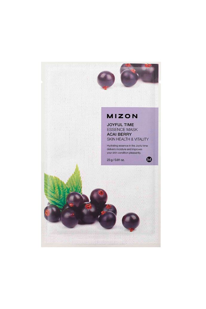 Joyful mask acai berry, MULTIPLE