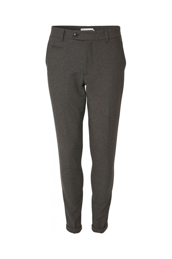Como wool suit pants LDM501033, DEEP FORREST