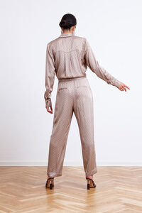 Alex jumpsuit 3416370-163, SMOKE GREY LOGO