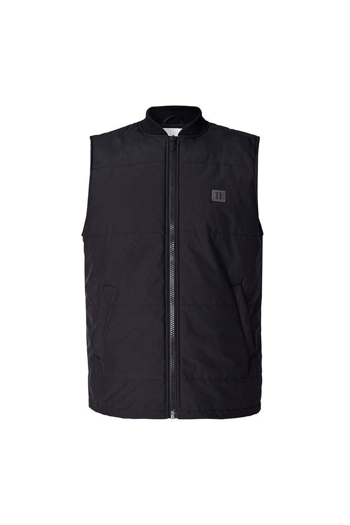Martielle waistcoat LDM630001, BLACK