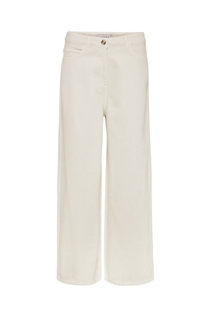 Hannah wide leg jeans 11861209, OFFWHITE