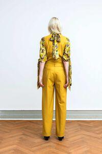 Holly blouse 3323545, LIME FLOWER