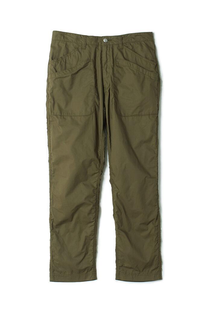 Triple stitched 6 pocket pants