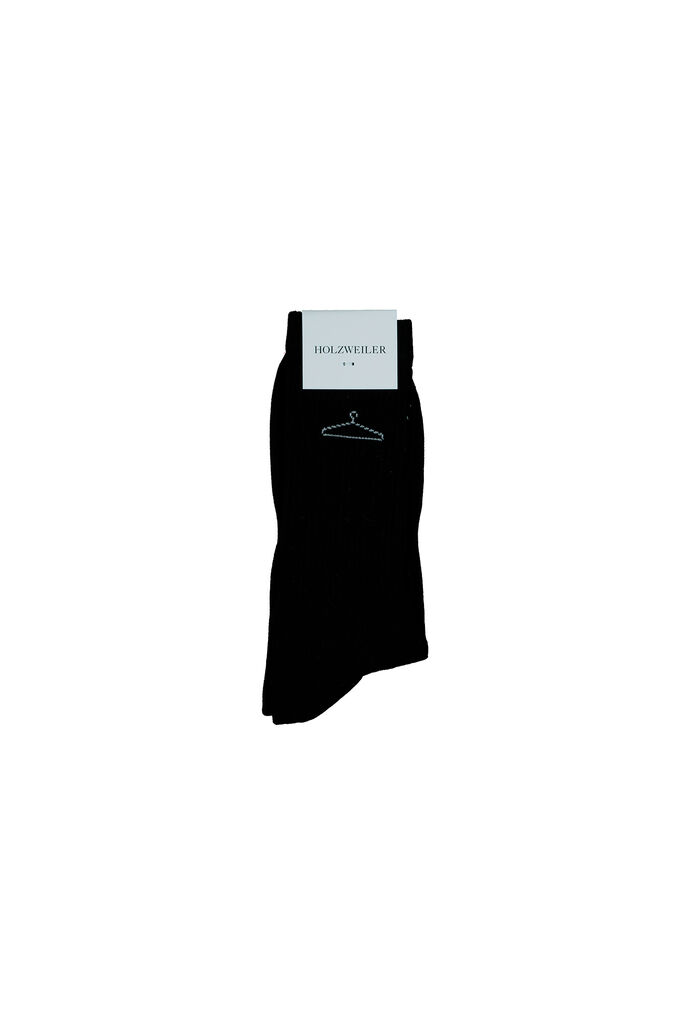 Hanger sock, BLACK