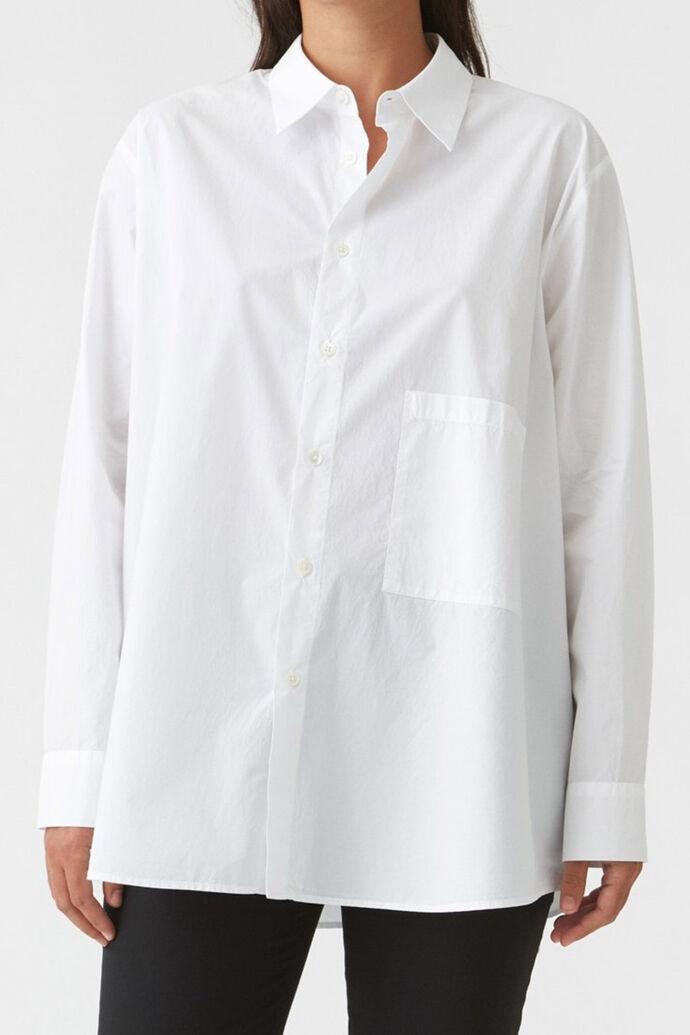Elma shirt, WHITE
