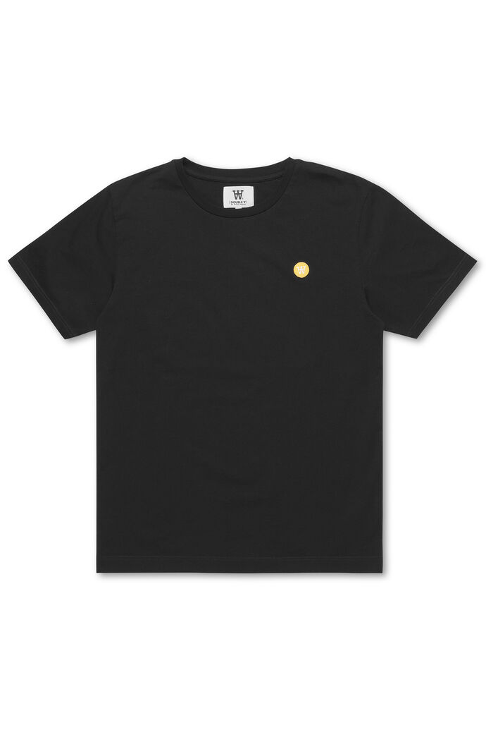 Ace T-shirt, BLACK