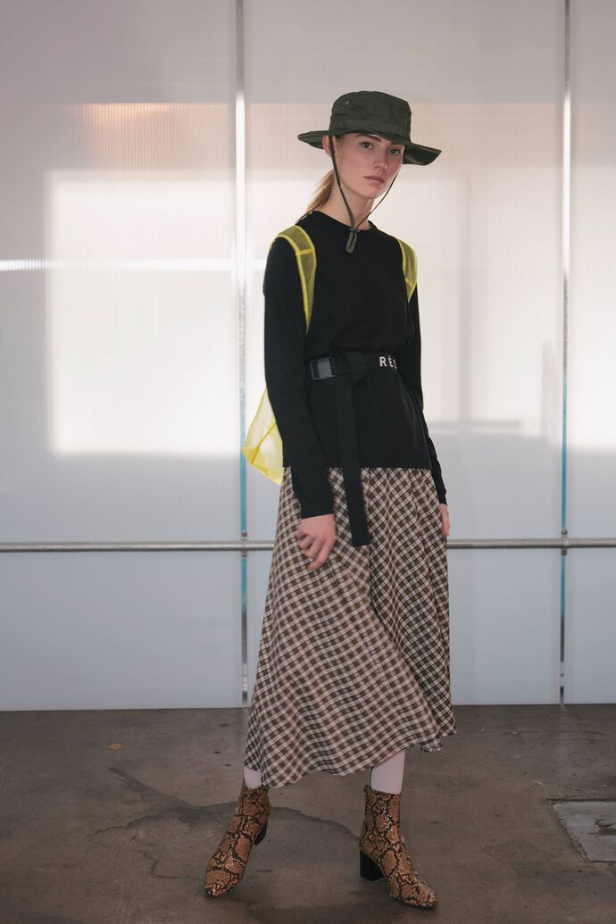 Pearl skirt 05340318, ARMY