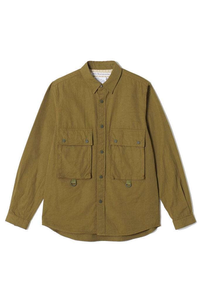Big pocket shirt WM1973102