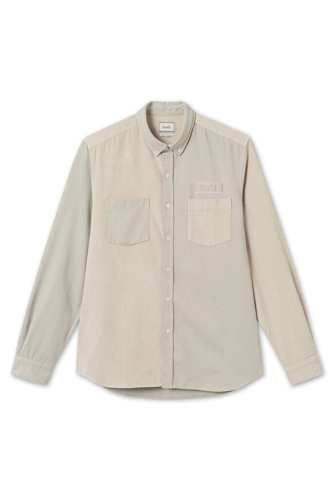 Claw shirt F339, GREY