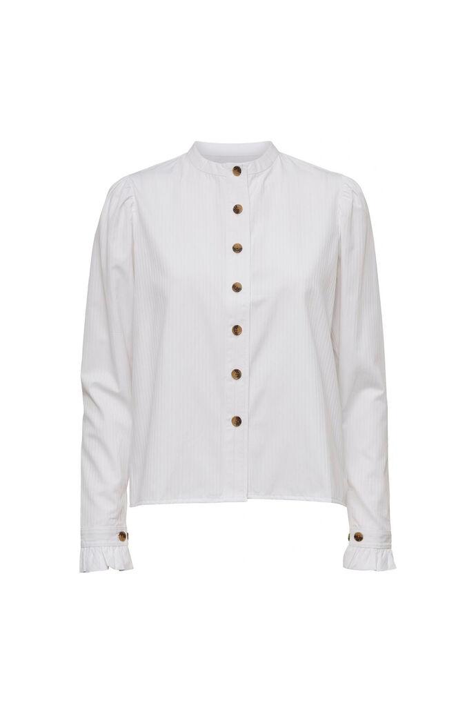 Olive shirt 11861179, WHITE