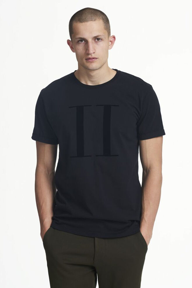 Encore T-shirt LDM101006, BLACK