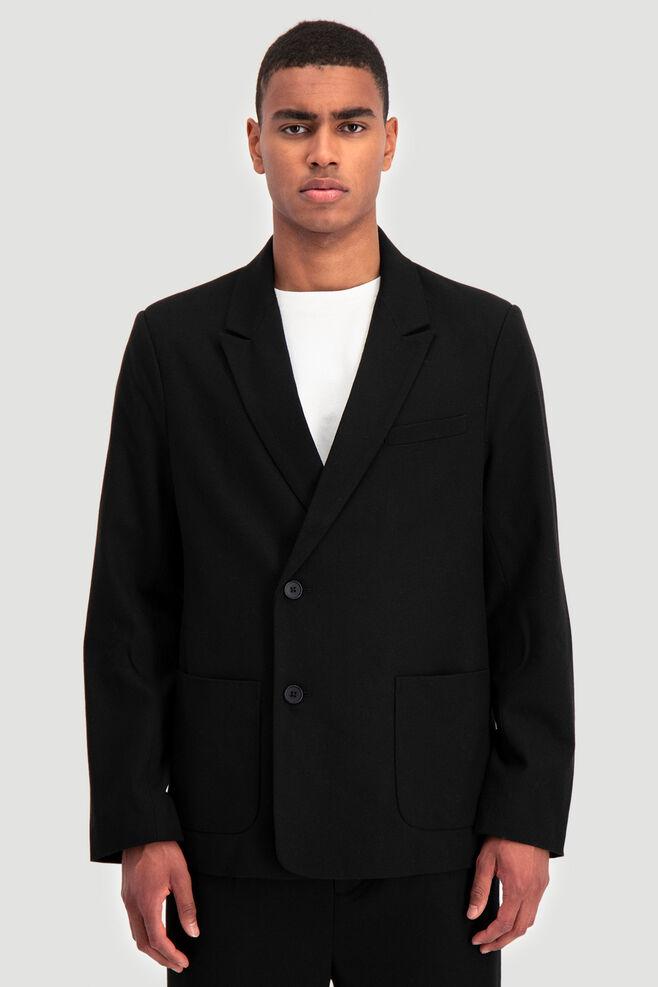 Franz blazer 10328, BLACK
