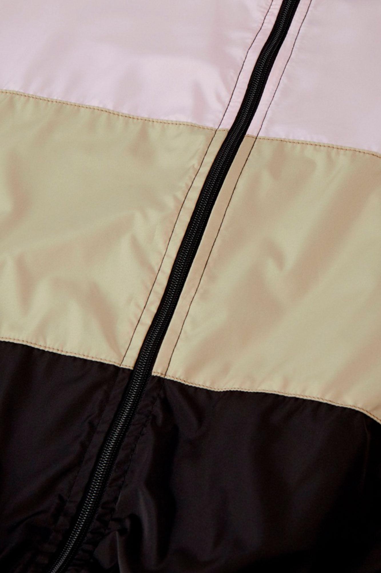 Ice cream jacket FA900005, BLACK