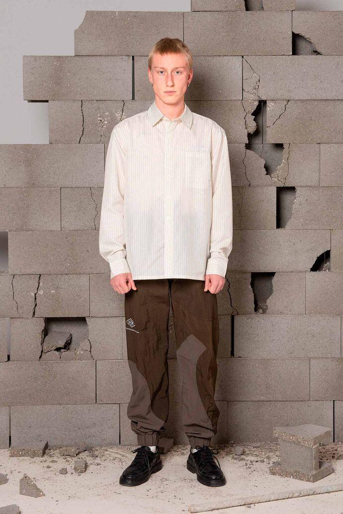 Boxy shirt M-120006