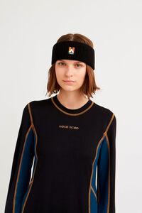 Mandy dress 11931101-2462, BLACK COLORBLOCK