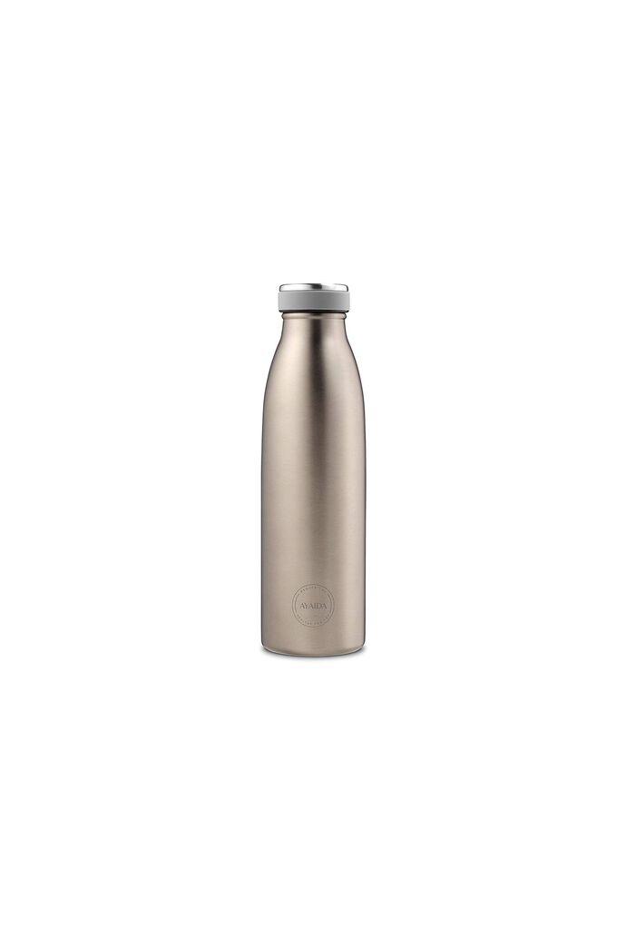Cool grey bottle