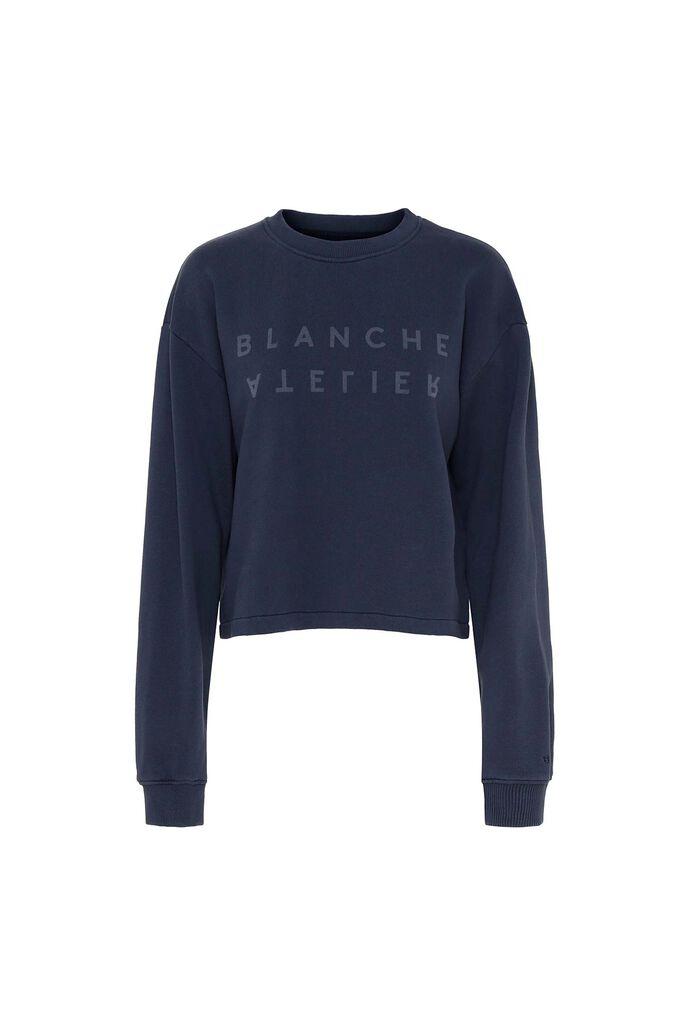 Alba sweater 87033, OMBRE BLUE