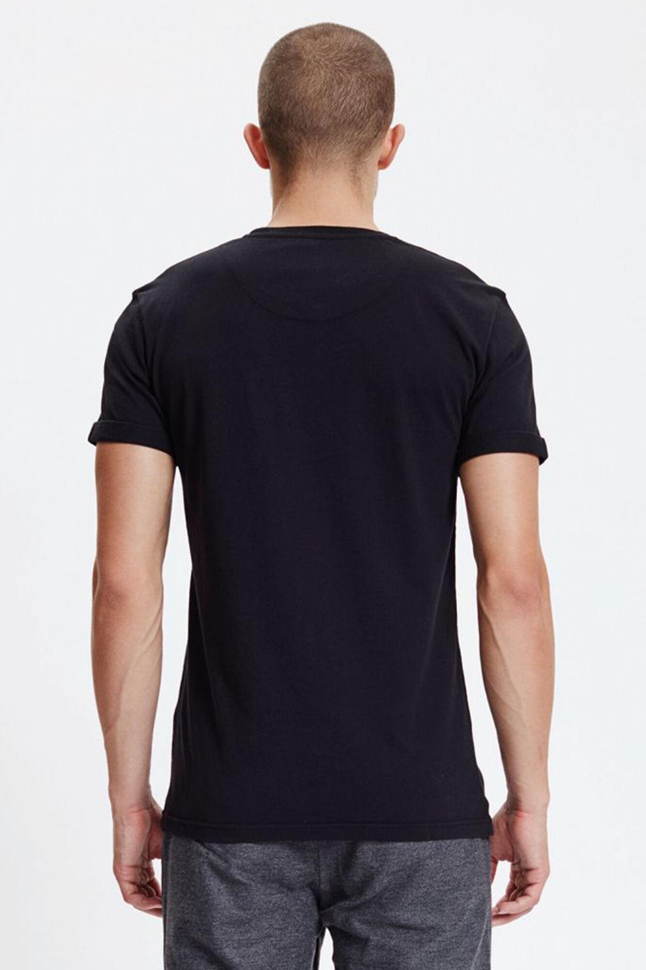 Nørregaard T-shirt LDM101008, BLACK