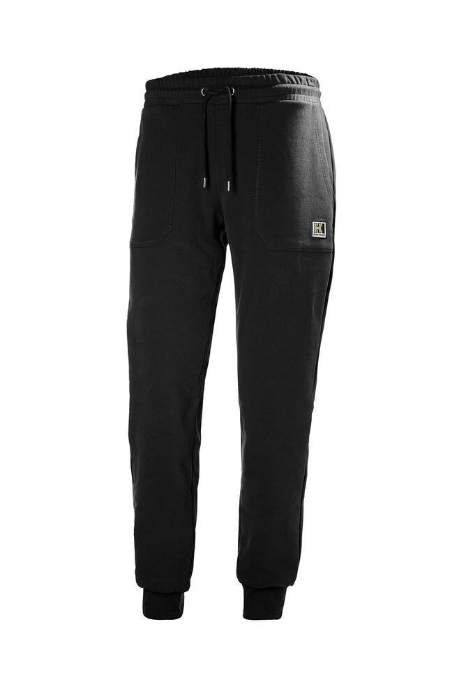 Heritage sweat pant 53358, BLACK