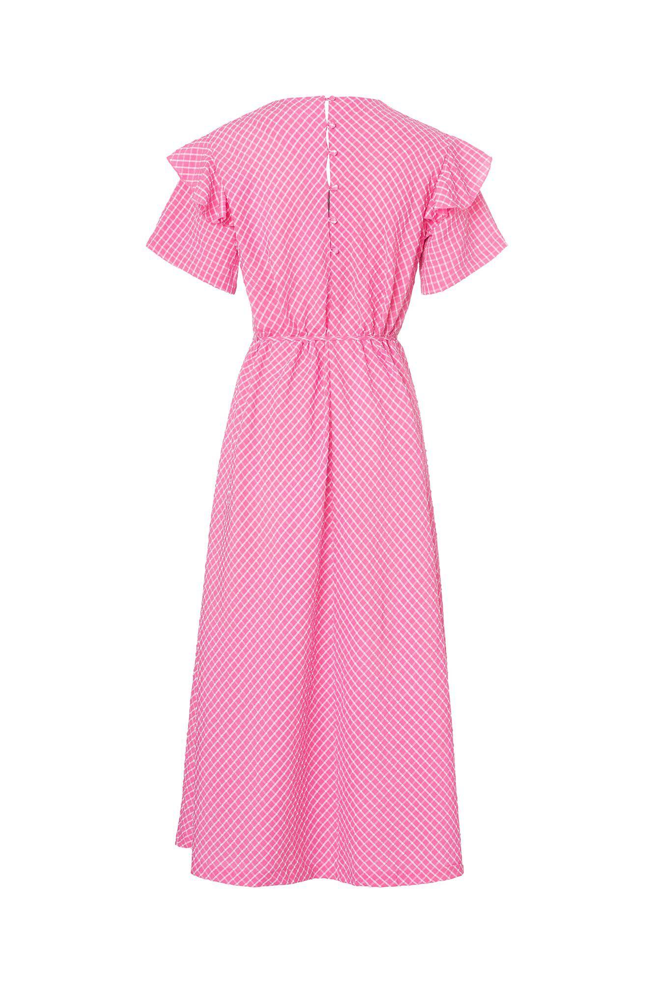 Odelia dress 06250374, BERRY