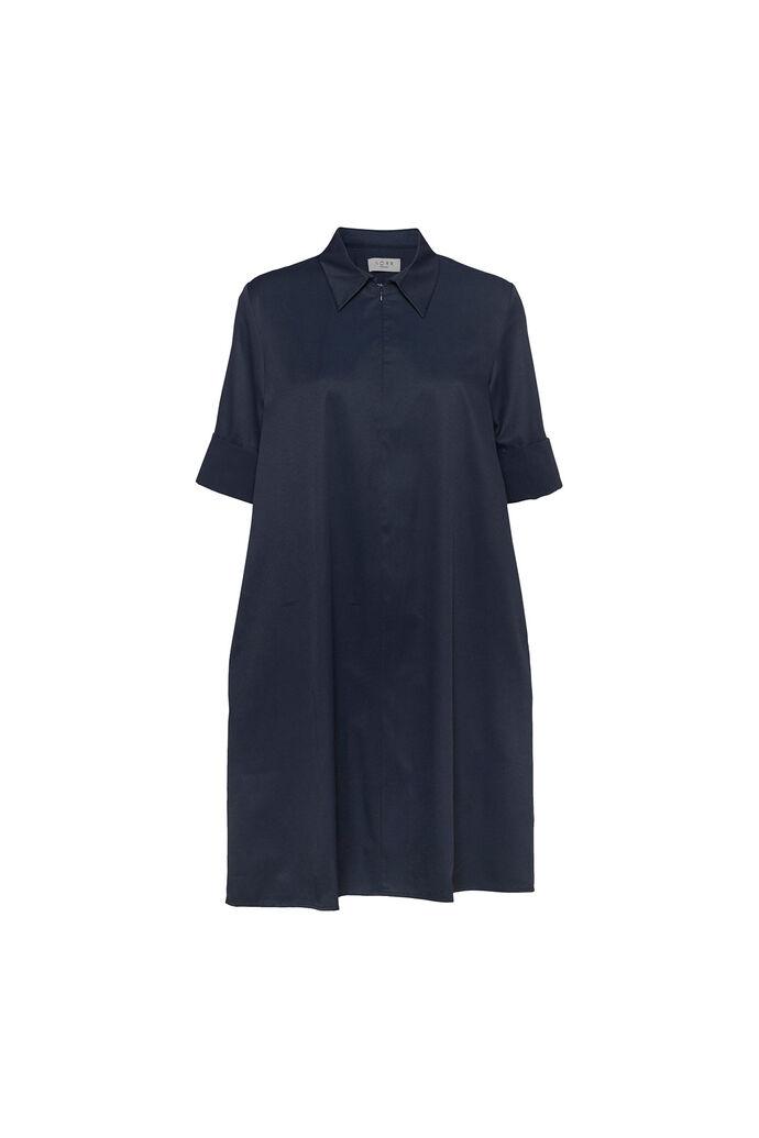 Mimi zip dress, BLUE