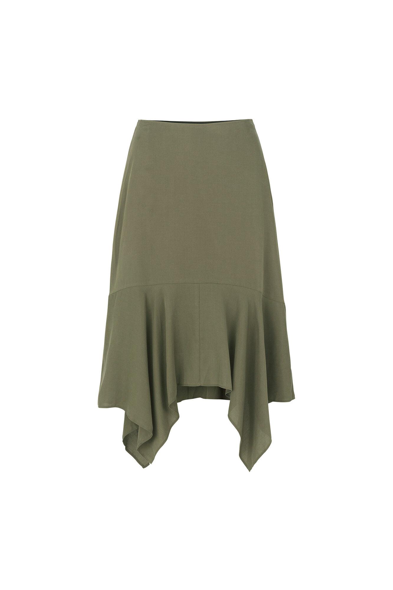 Dianna skirt, IVY GREEN