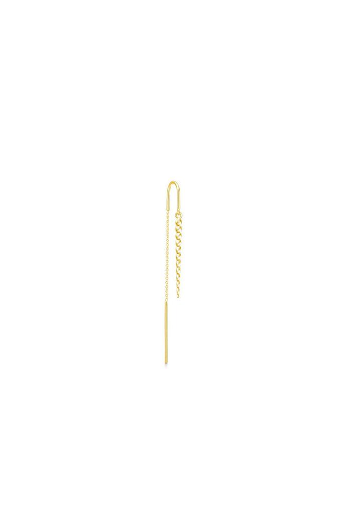 Unicorn earring IDE005GD, GOLD