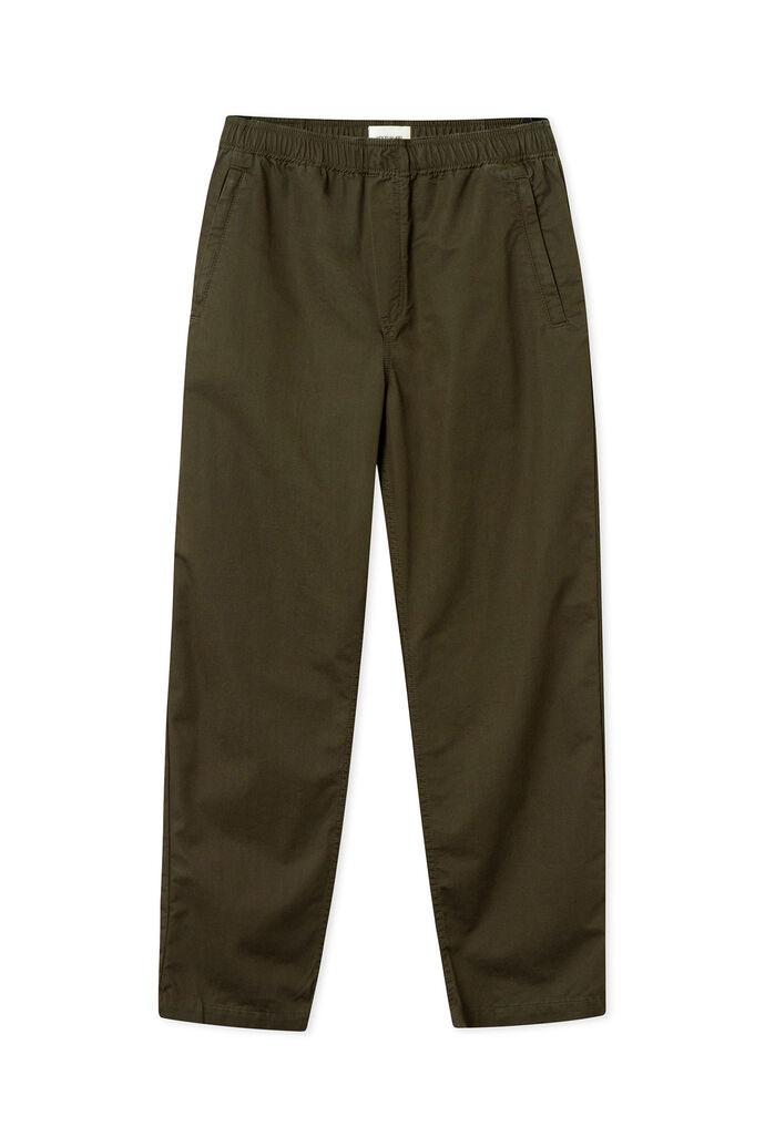 Stanley trousers 12035010-5232, DARK ARMY
