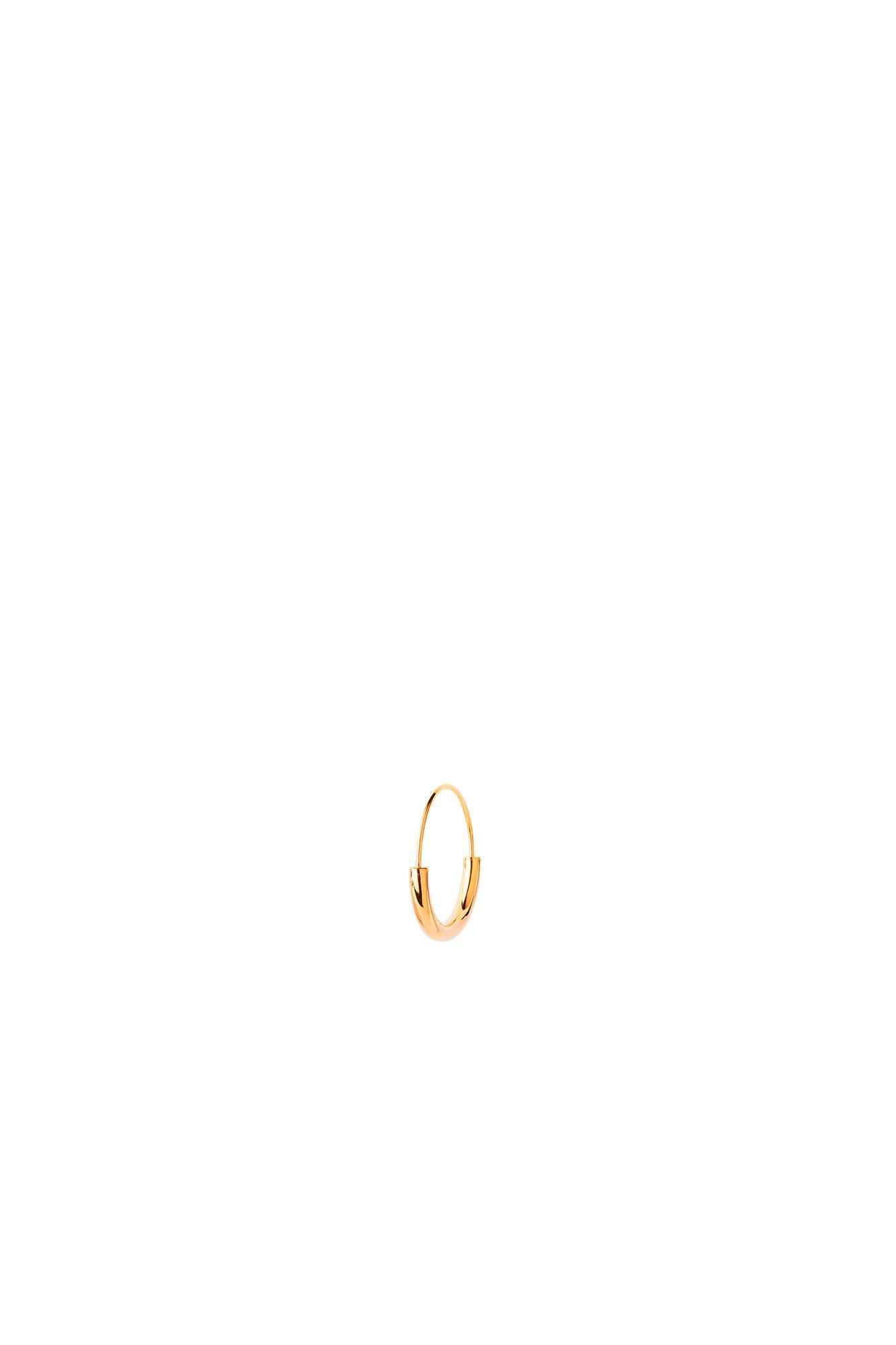 Serendipity hoop small, GOLD