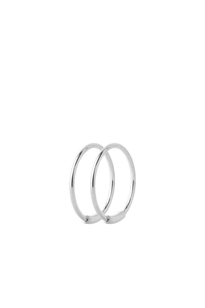 Basic Hoop S Earring 100219