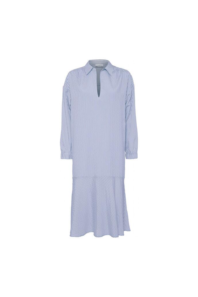 Madera dress 11861576, LIGHT BLUE STRIPE