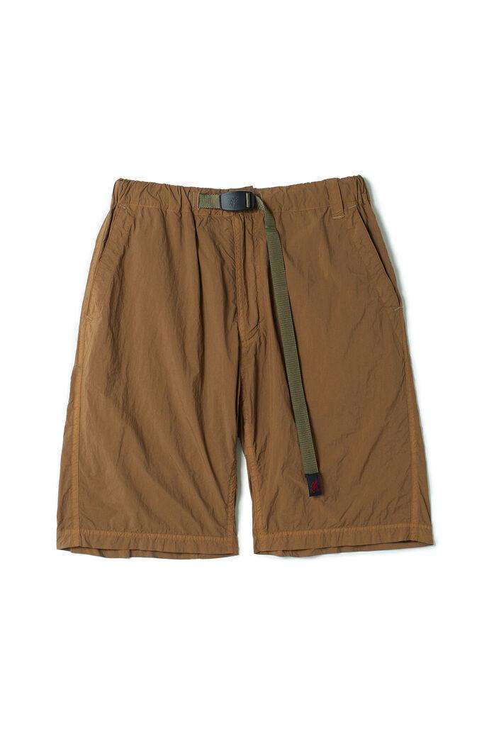 WM x gramicci easy short pants, BROWN BRWN