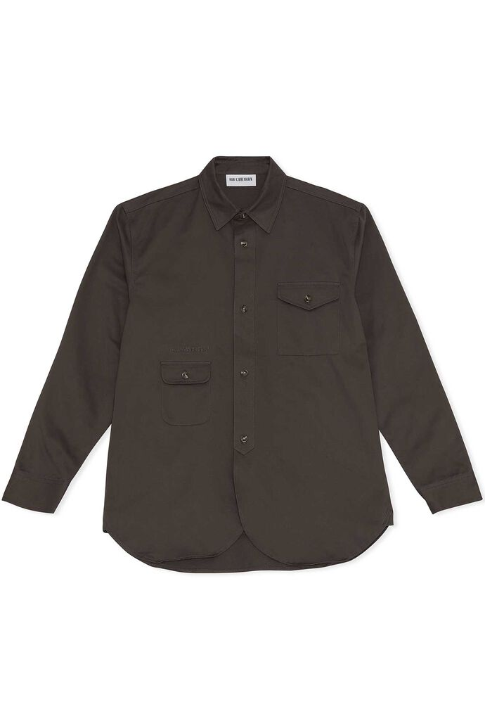 Army shirt M-130218, ARMY TWILL