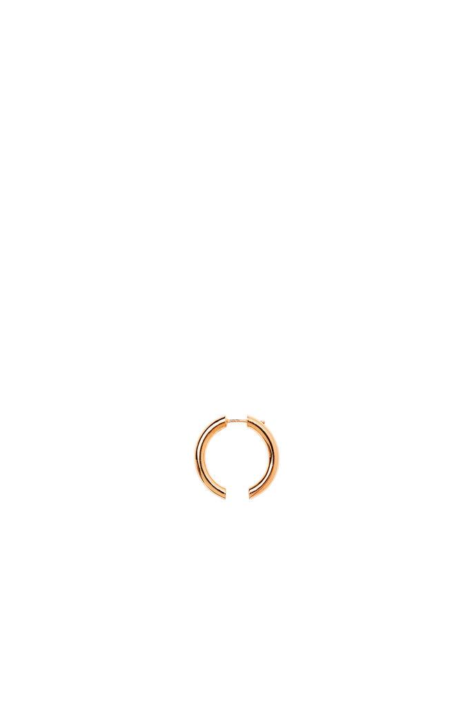 Broken 25 earring, GOLD