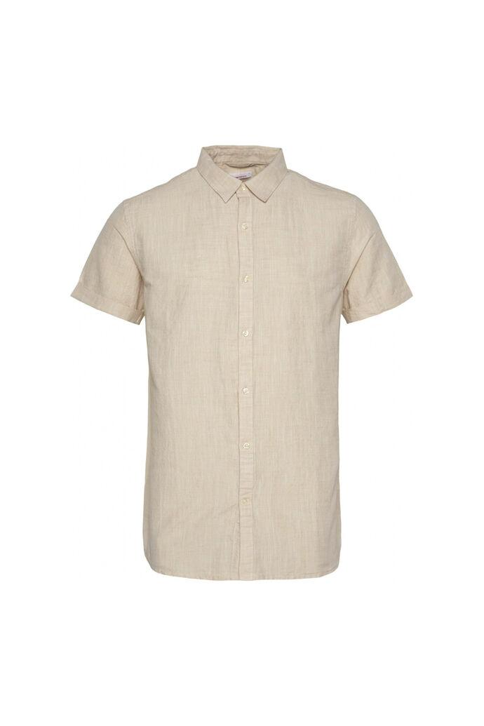 Larch ss linen shirt
