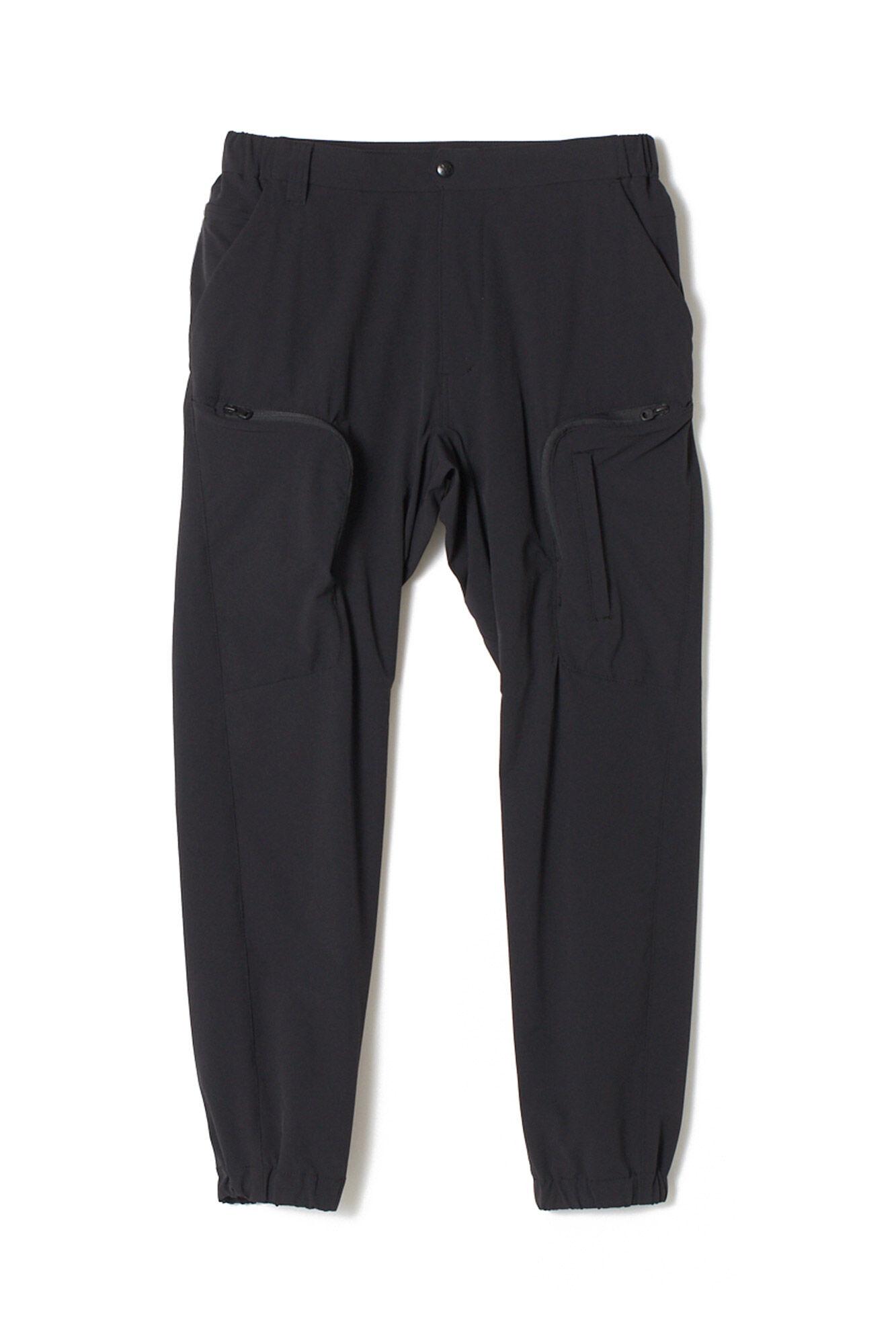 Tech cargo pants WM1973404, BLACK BLCK