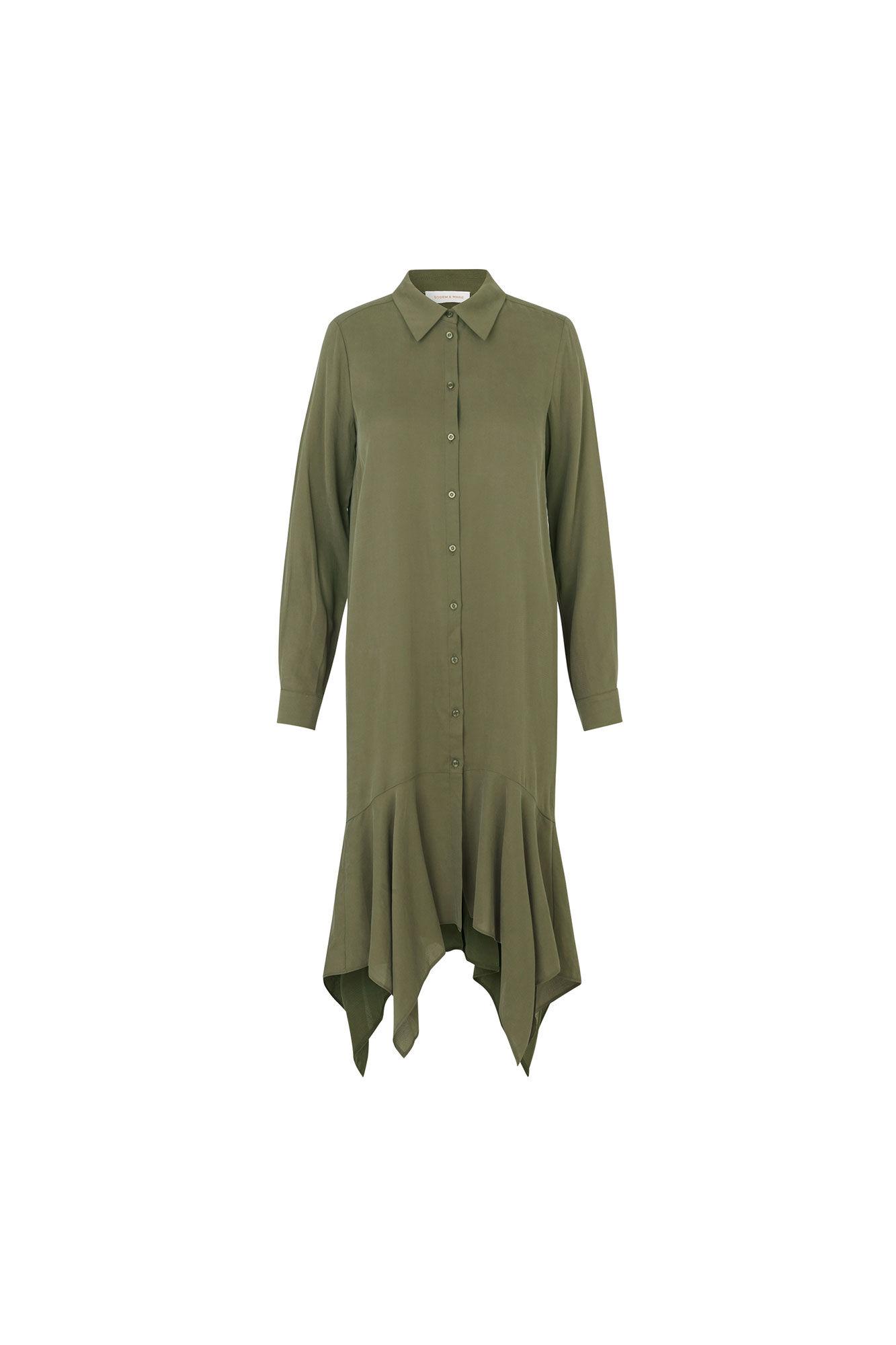 Dianna shirt, IVY GREEN