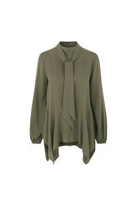 Dianna blouse SM1045, IVY GREEN