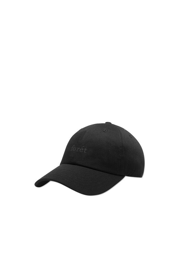 Raven cap, BLACK/BLACK