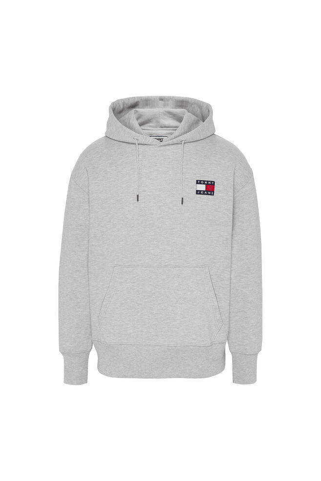 Tommy badge hoodie DM0DM06593