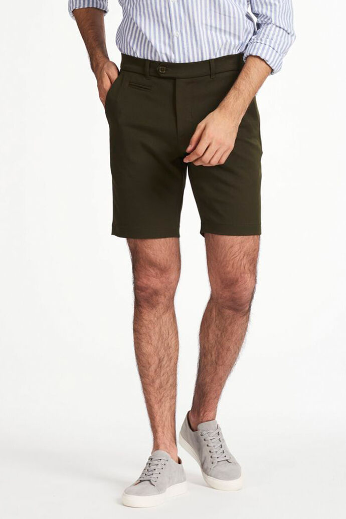 Como shorts LDM502001, KOMBU GREEN